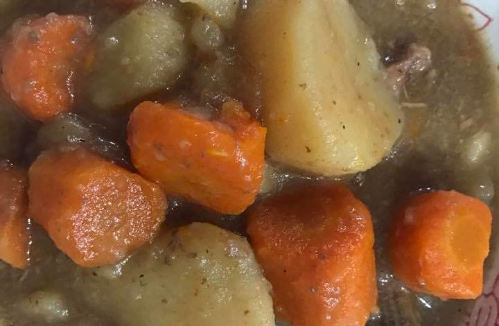 Crock Pot Old Fashioned Irish Stew